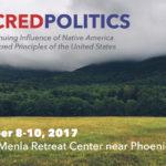 Sacred Politics Retreat in NY October 8-10, 2017